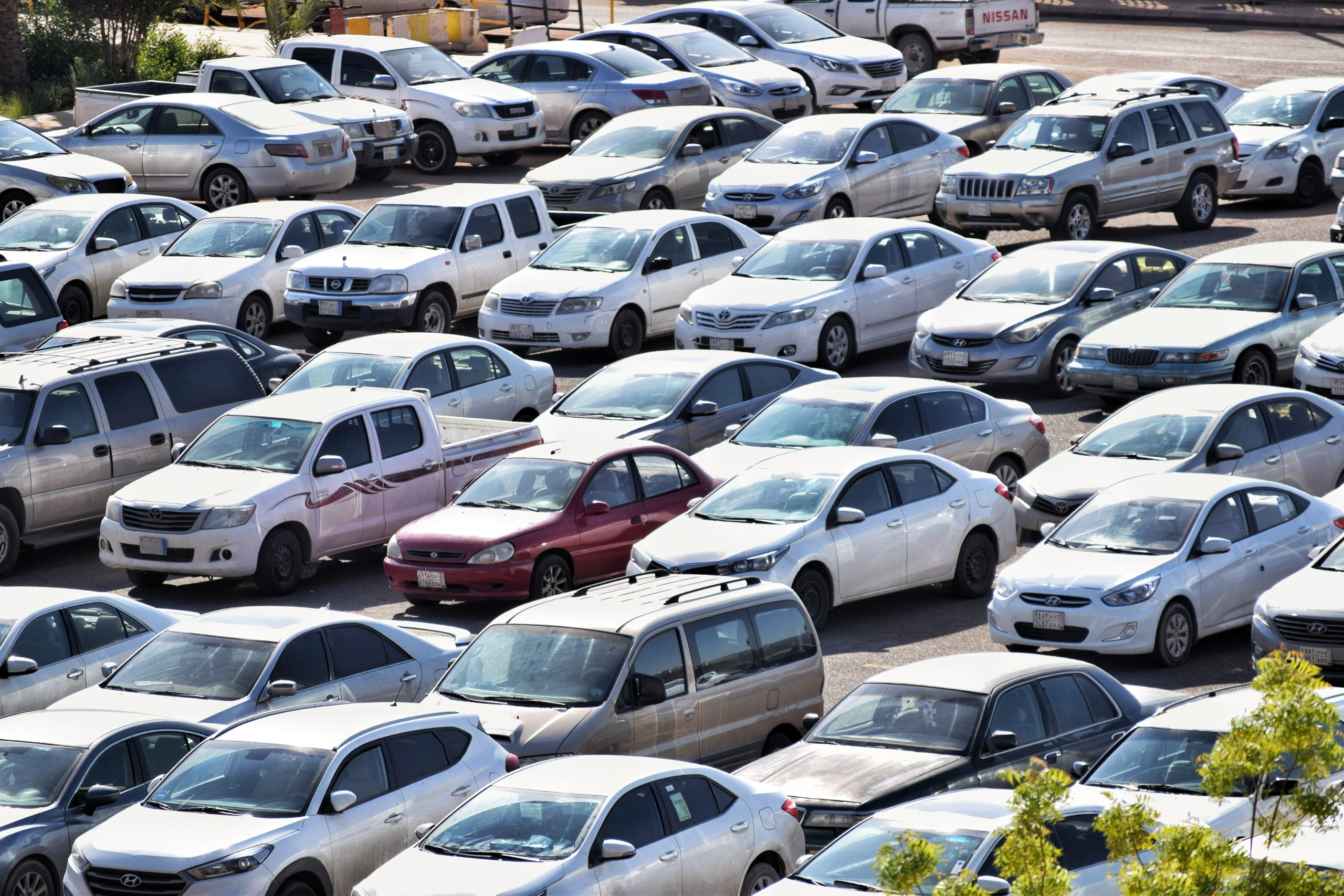 Parking Mess in India